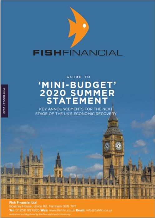 Fish Financial Guide to Mini-Budget Summer 2020